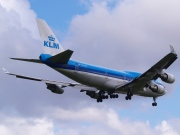 PH-BFB, Boeing 747-400, KLM Royal Dutch Airlines
