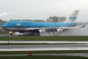 PH-BFD, Boeing 747-400, KLM Royal Dutch Airlines