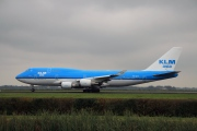 PH-BFF, Boeing 747-400M, KLM Royal Dutch Airlines