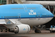 PH-BFK, Boeing 747-400M, KLM Royal Dutch Airlines