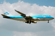 PH-BFL, Boeing 747-400, KLM Royal Dutch Airlines