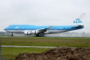 PH-BFO, Boeing 747-400M, KLM Royal Dutch Airlines