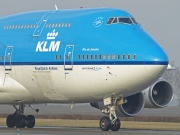 PH-BFR, Boeing 747-400M, KLM Royal Dutch Airlines