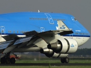PH-BFW, Boeing 747-400M, KLM Royal Dutch Airlines