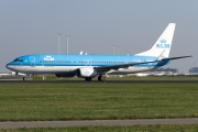 PH-BGB, Boeing 737-800, KLM Royal Dutch Airlines