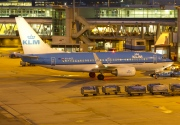 PH-BGE, Boeing 737-700, KLM Royal Dutch Airlines