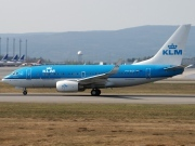 PH-BGF, Boeing 737-700, KLM Royal Dutch Airlines