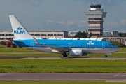 PH-BGH, Boeing 737-700, KLM Royal Dutch Airlines