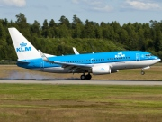 PH-BGM, Boeing 737-700, KLM Royal Dutch Airlines