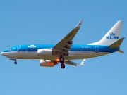PH-BGO, Boeing 737-700/BBJ, KLM Royal Dutch Airlines