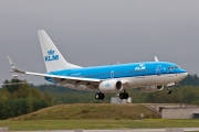 PH-BGP, Boeing 737-700, KLM Royal Dutch Airlines