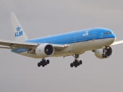 PH-BQE, Boeing 777-200ER, KLM Royal Dutch Airlines