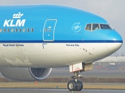 PH-BQF, Boeing 777-200ER, KLM Royal Dutch Airlines