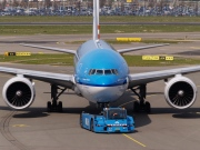 PH-BQG, Boeing 777-200ER, KLM Royal Dutch Airlines