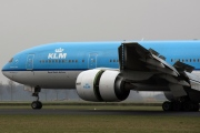 PH-BQH, Boeing 777-200ER, KLM Royal Dutch Airlines