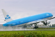 PH-BQI, Boeing 777-200ER, KLM Royal Dutch Airlines