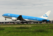 PH-BQL, Boeing 777-200ER, KLM Royal Dutch Airlines