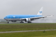 PH-BQN, Boeing 777-200ER, KLM Royal Dutch Airlines