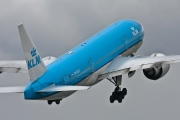 PH-BQO, Boeing 777-200ER, KLM Royal Dutch Airlines