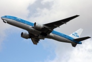 PH-BQP, Boeing 777-200ER, KLM Royal Dutch Airlines