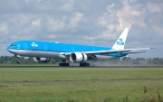 PH-BVF, Boeing 777-300ER, KLM Royal Dutch Airlines