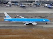 PH-BVG, Boeing 777-300ER, KLM Royal Dutch Airlines