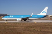PH-BXF, Boeing 737-800, KLM Royal Dutch Airlines