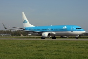 PH-BXK, Boeing 737-800, KLM Royal Dutch Airlines