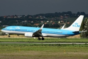 PH-BXL, Boeing 737-800, KLM Royal Dutch Airlines