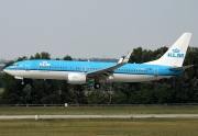PH-BXM, Boeing 737-800, KLM Royal Dutch Airlines