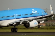 PH-BXN, Boeing 737-800, KLM Royal Dutch Airlines