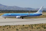 PH-BXP, Boeing 737-900, KLM Royal Dutch Airlines