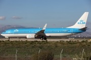 PH-BXR, Boeing 737-900, KLM Royal Dutch Airlines