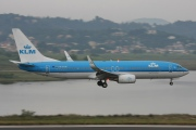 PH-BXW, Boeing 737-800, KLM Royal Dutch Airlines