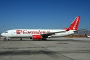 PH-CDE, Boeing 737-800, Corendon Airlines