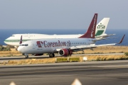 PH-CDF, Boeing 737-800, Corendon Airlines