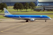 PH-EZE, Embraer ERJ 190-100STD (Embraer 190), KLM Cityhopper