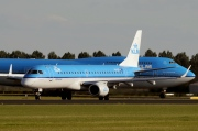 PH-EZF, Embraer ERJ 190-100STD (Embraer 190), KLM Cityhopper