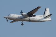 PH-JXN, Fokker 50, Denim Air