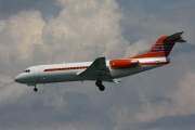 PH-KBX, Fokker 70, Netherlands - Government