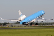PH-KCE, McDonnell Douglas MD-11, KLM Royal Dutch Airlines