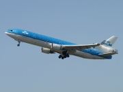 PH-KCG, McDonnell Douglas MD-11, KLM Royal Dutch Airlines