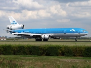 PH-KCH, McDonnell Douglas MD-11, KLM Royal Dutch Airlines