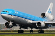PH-KCK, McDonnell Douglas MD-11, KLM Royal Dutch Airlines