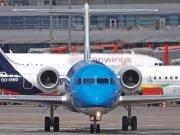 PH-KZL, Fokker 70, KLM Cityhopper