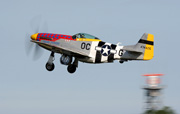 PH-PSI, North American P-51D Mustang, Private