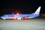 PH-TFB, Boeing 737-800, Arkefly