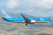 PH-TFF, Boeing 737-800, Arkefly