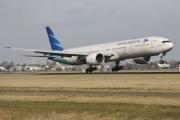 PK-GIE, Boeing 777-300ER, Garuda Indonesia