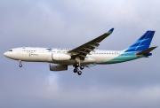 PK-GPI, Airbus A330-200, Garuda Indonesia